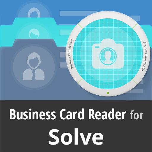 Business Card Reader for Solve CRM 1.1.158c icon