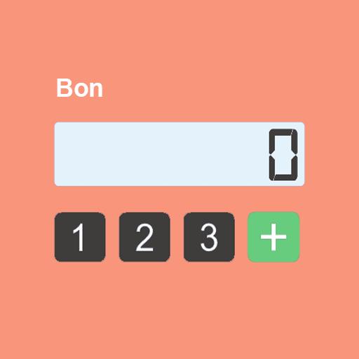 Cashier BON receipt 1.3.2 icon