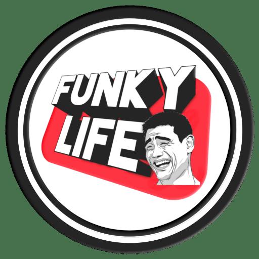 Funky Life - Jokes, Status, Quotes & short videos 0.9 icon