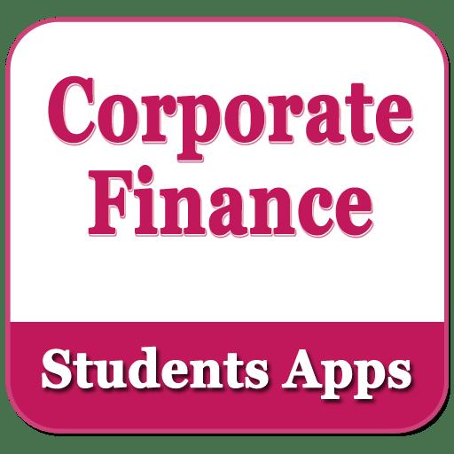 Corporate Finance - educational app 3 icon