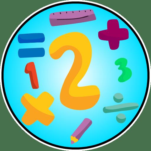 Cool Math Games | 2nd Grade Math | Grade 2 Math 1.1.0 icon