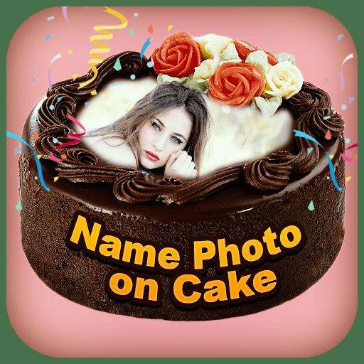 Name Photo On Cake 3.9 icon