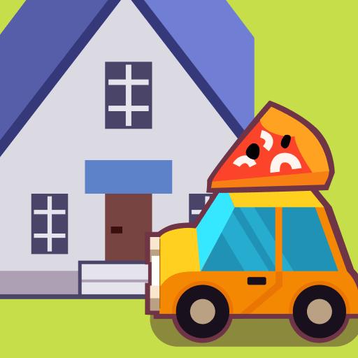 Pizza Delivery: Logic Puzzle 0.6.0b icon