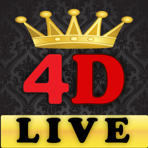 4D King Live 4D Results 4.003 icon