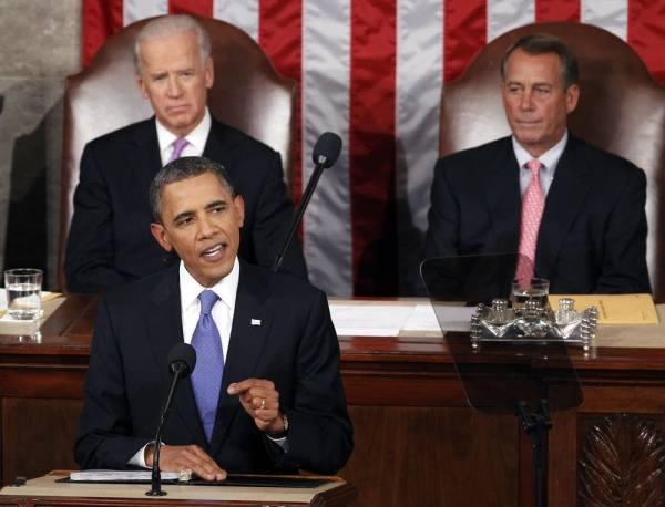 Cut taxes, Obama tells Congress in $450B jobs plan ...
