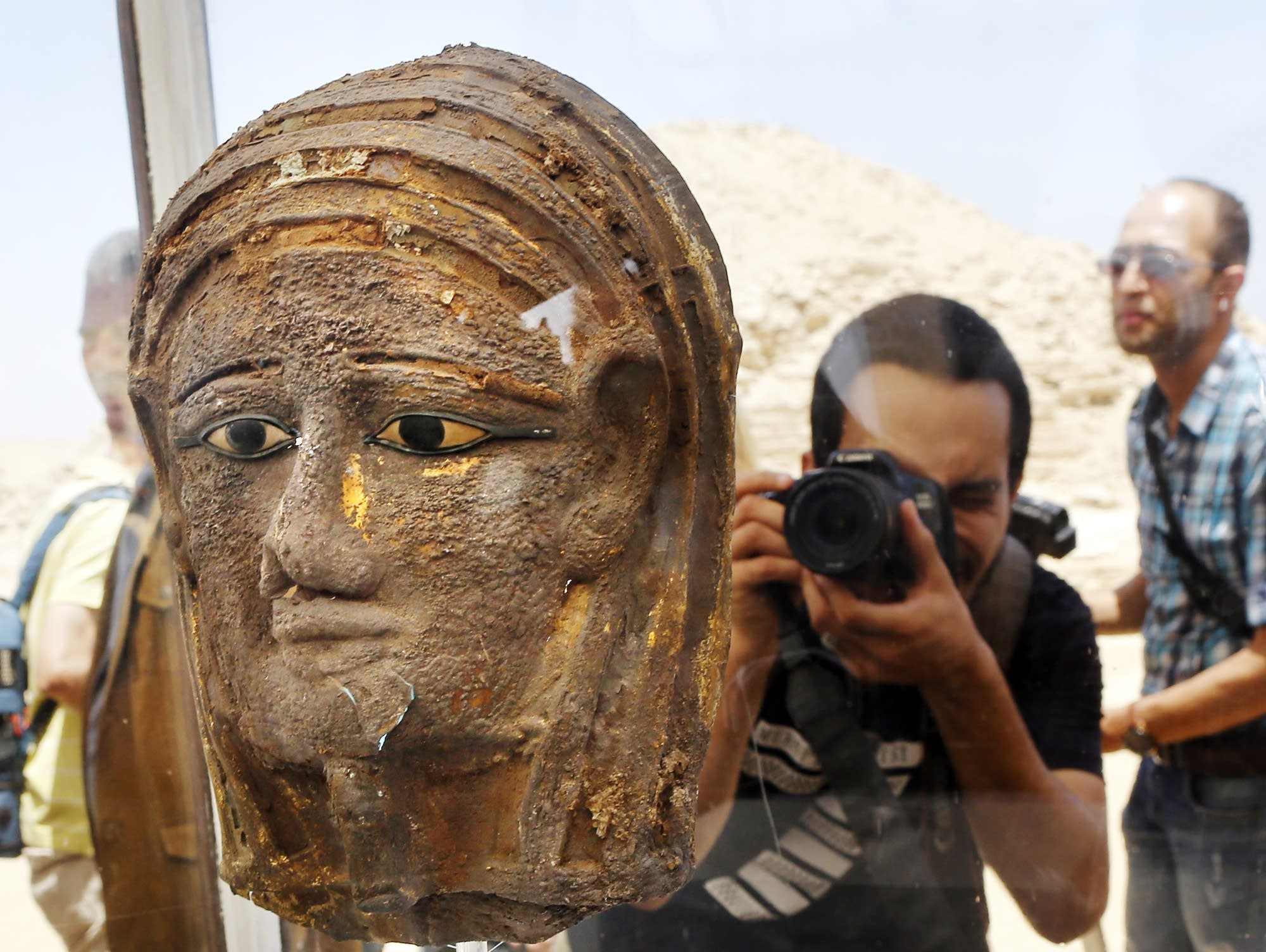 Archaeologists In Egypt Discover Ancient Mummification