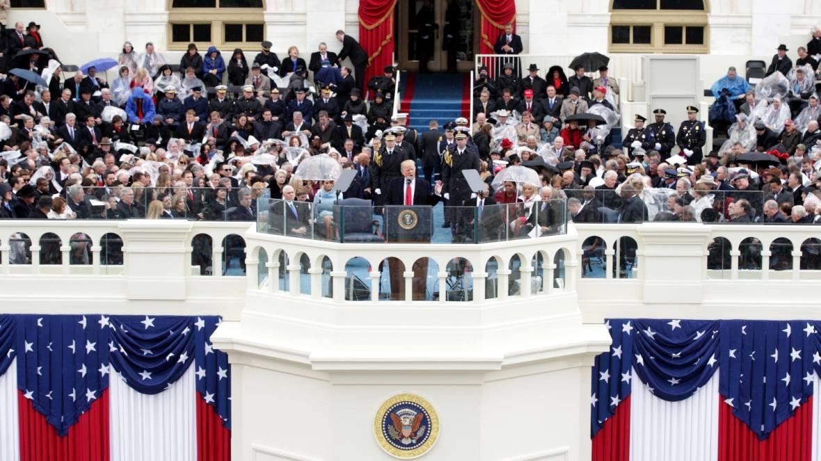 Trump's inauguration paid Trump's company -- with Ivanka in the ...