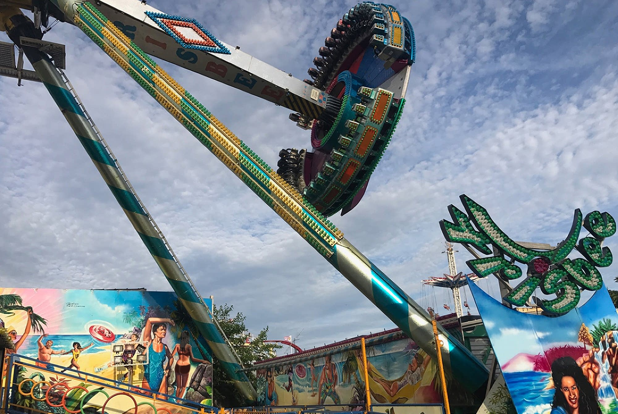 What S New At The State Fair This Year 7 Rides And A Lot