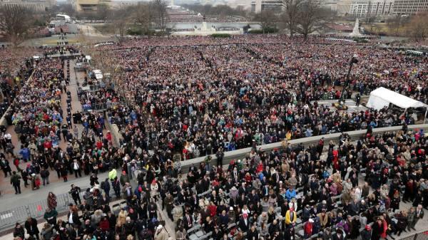 Photos: The inauguration of Donald Trump | Minnesota ...