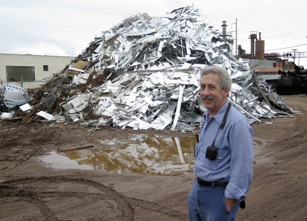 As Prices Slump Metal Recyclers Steel Themselves