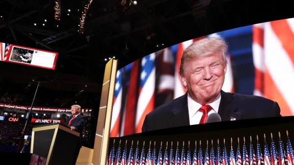 Hear Donald Trump accept the Republican Party nomination ...