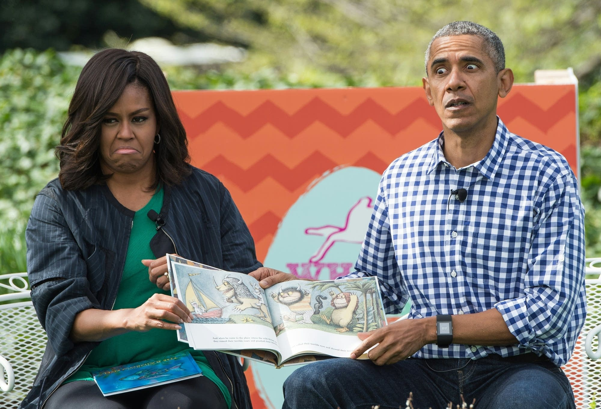 A Bookish Tour Through Obama S Years In The White House