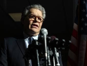 Sen. Al Franken will resign, Democratic official says