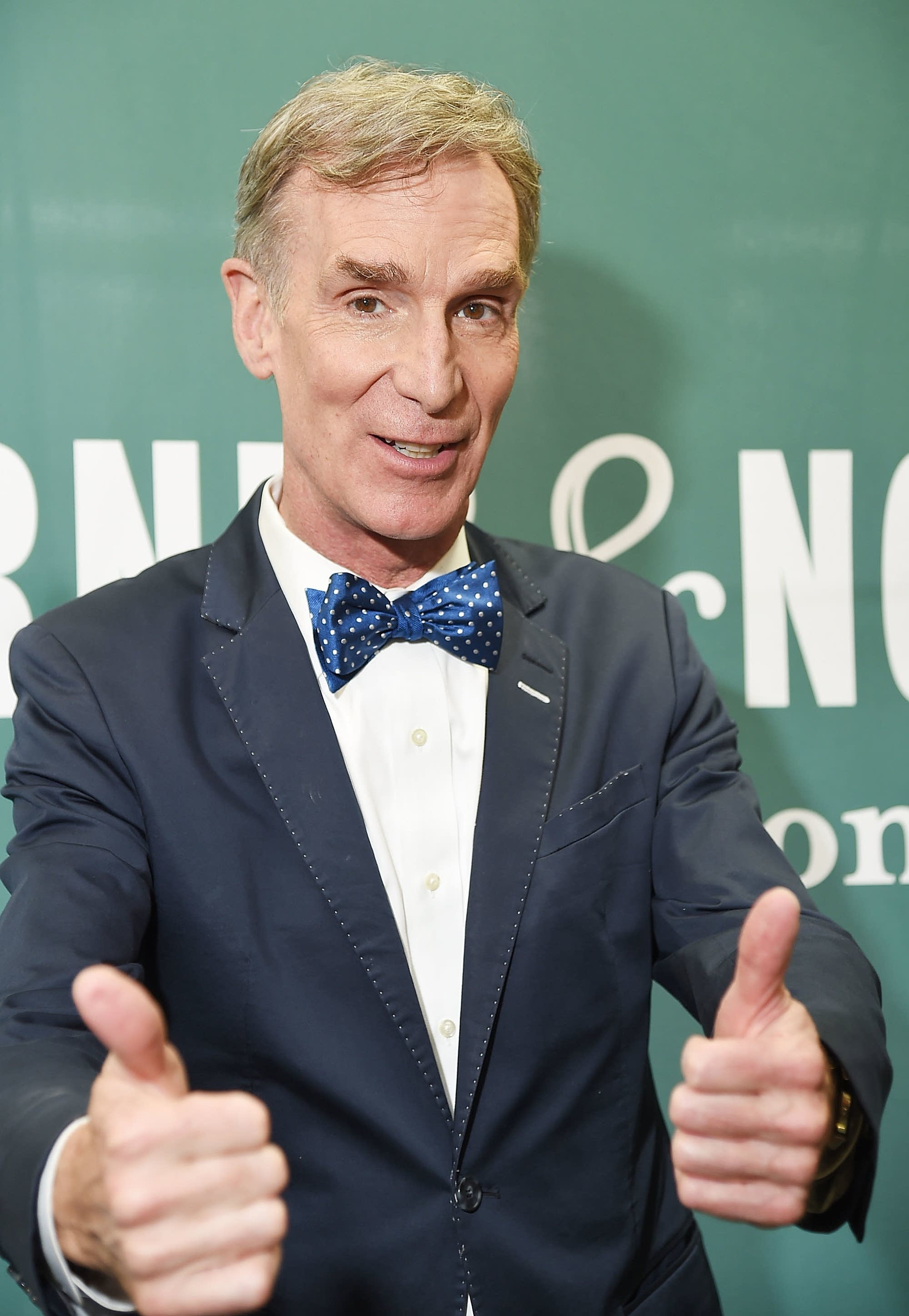 Bill Nye The Science Guy On A Mission To Save The Planet