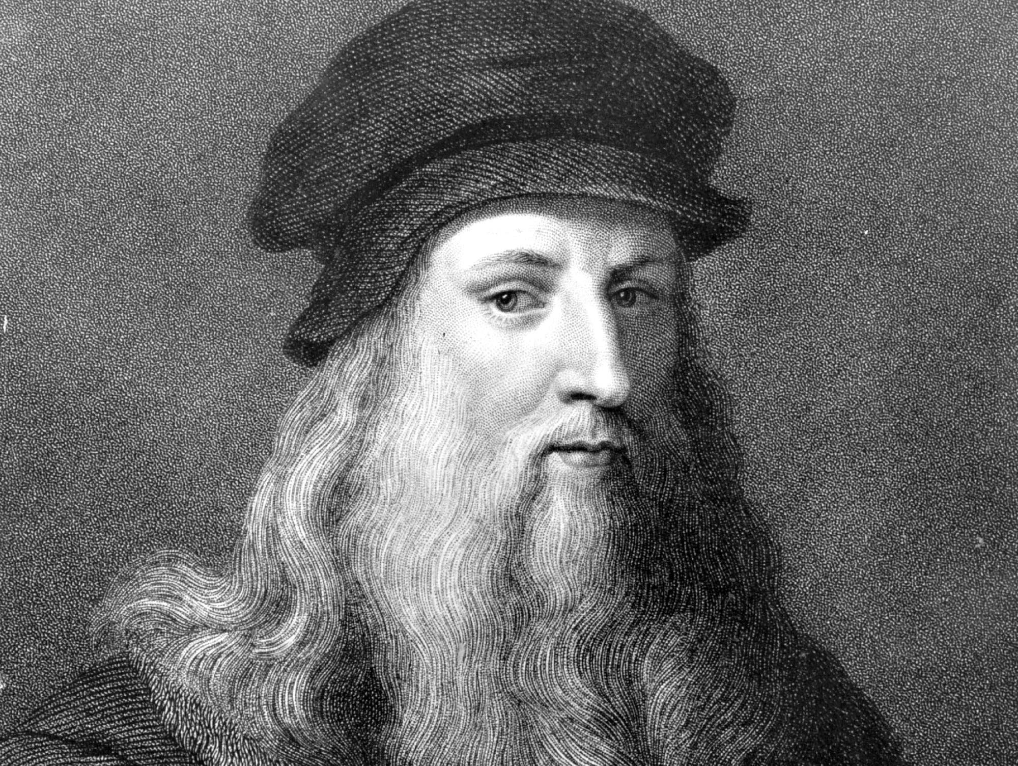 Leonardo Da Vinci Comes To Life In New Work By Minneapolis