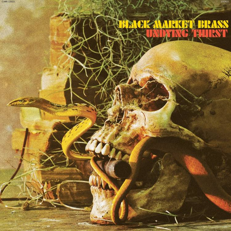 Black Market Brass - Into The Thick | The Current