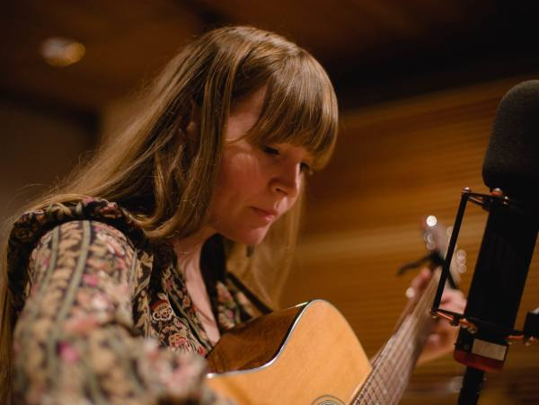 Courtney Marie Andrews performs in the Radio Heartland ...
