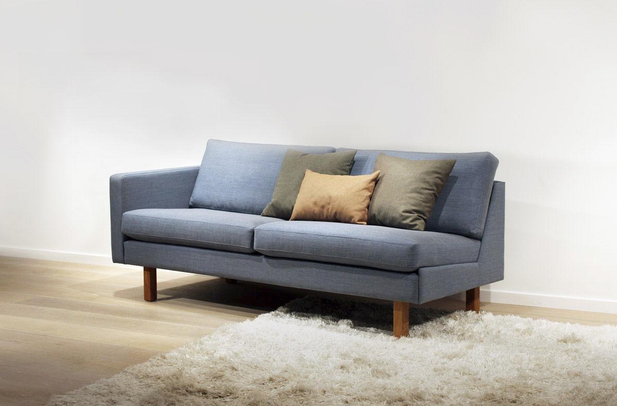 Modular Sofa Contemporary Fabric Leather Hjm Boston