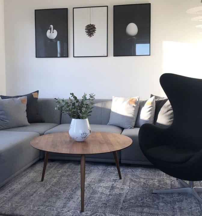 scandinavian design coffee table play