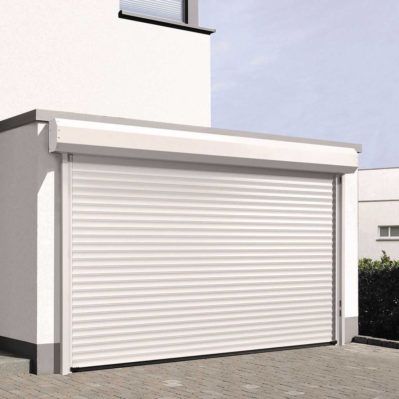 Roll Up Garage Door Aluminum Automatic Insulated