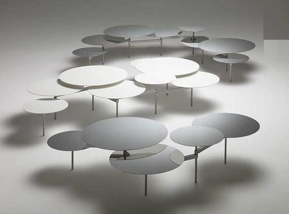original design coffee table snake