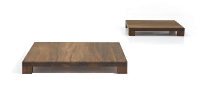 contemporary coffee table luy maoli