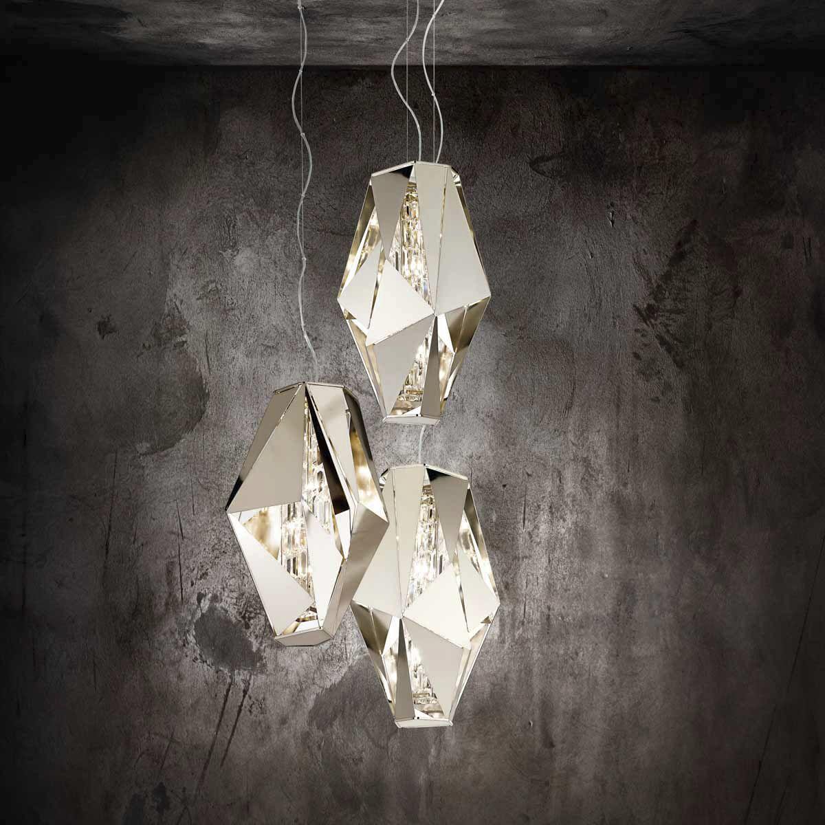 metal swarovski crystal contemporary