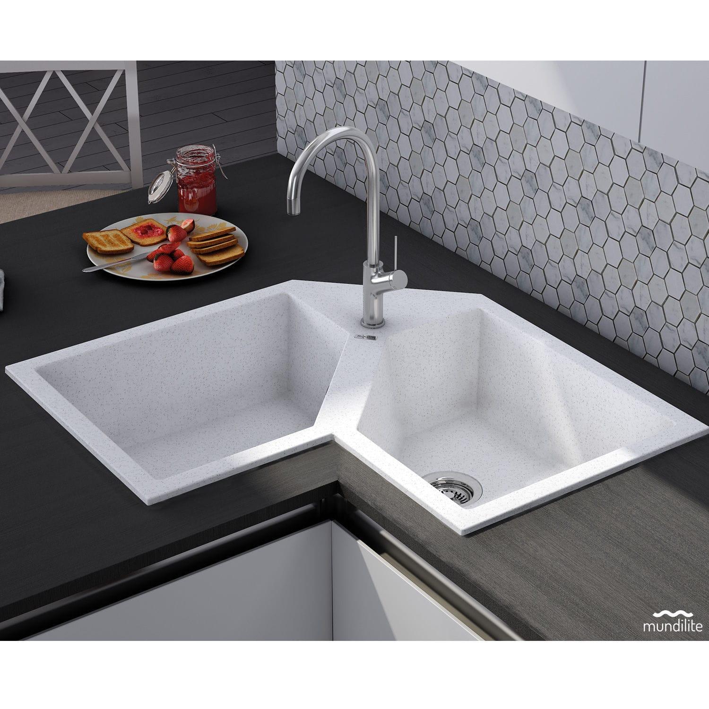 double kitchen sink supreme e830