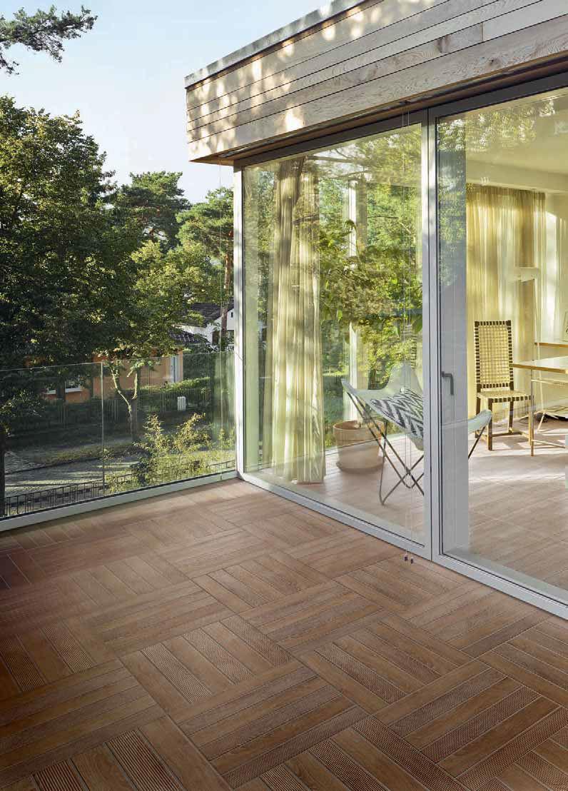 indoor tile deck kale outdoor