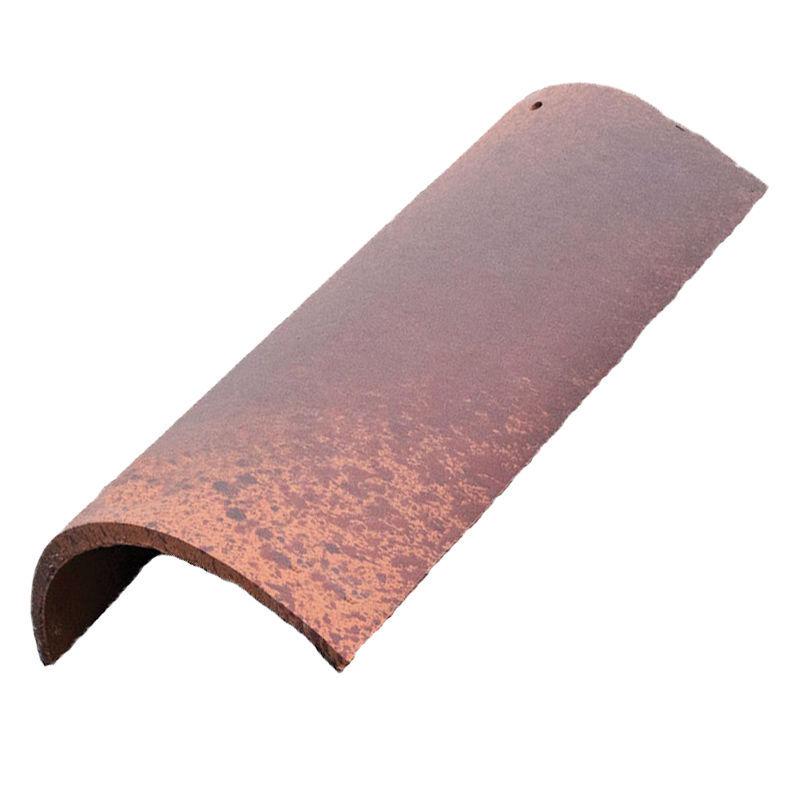 pan roof tile straight barrel mission