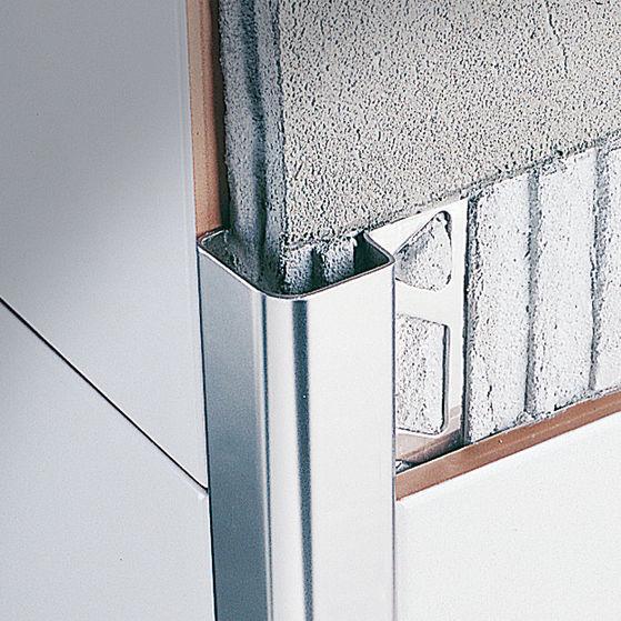 stainless steel edge trim roundcorner