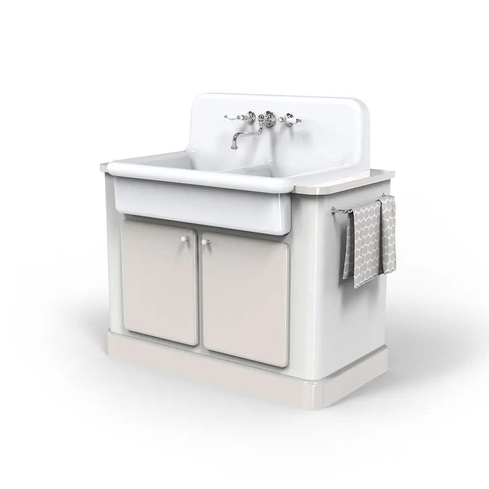 wooden kitchen sink cabinet tcm90
