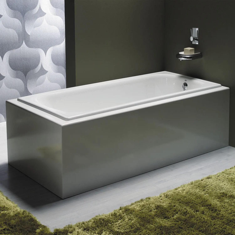 Cast Iron Bathtub Normal Recor Commercial