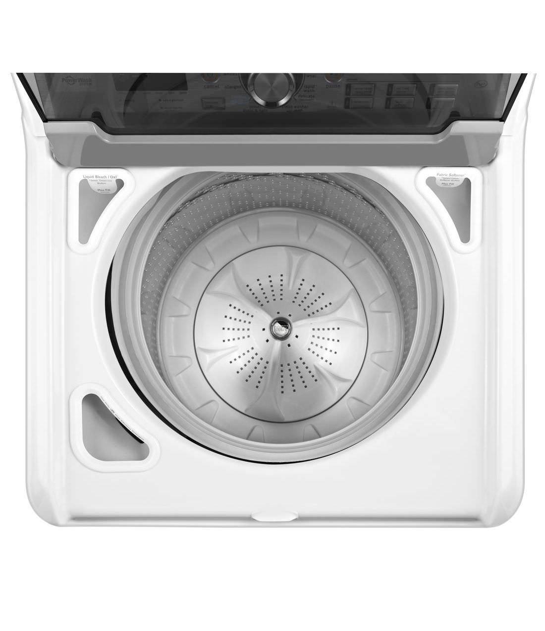 Top Loading Washing Machine Mvwb725bw Maytag Built In Energy Star