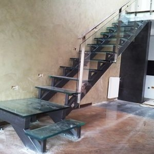 Metal Frame Staircase All Architecture And Design Manufacturers   External Steel Staircase Prices   Handrail   Porch   Deck   Stair Treads   Wrought Iron Railings