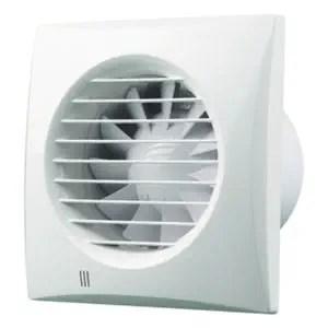 axial exhaust fan quiet ventilation