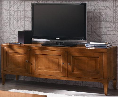 Mobili capaci di arricchire l'ambiente. Traditional Tv Cabinet Ottante Le Fablier Wooden