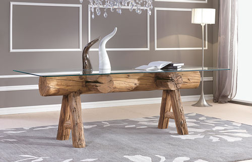 original design coffee table log