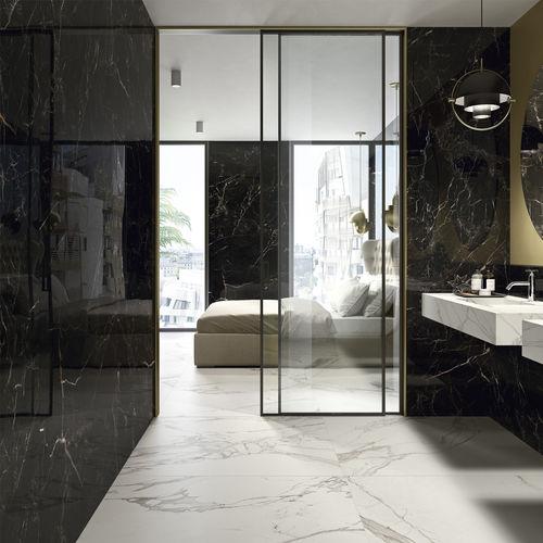 marble look tile anima graphite