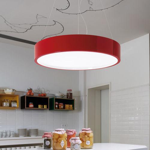 Pendant lamp / contemporary / polyurethane / LED ELEA 85 by Joana Bover BOVER Barcelona