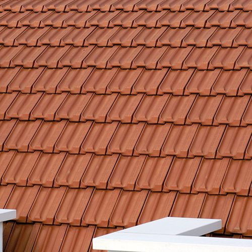 french roof tile modello universale