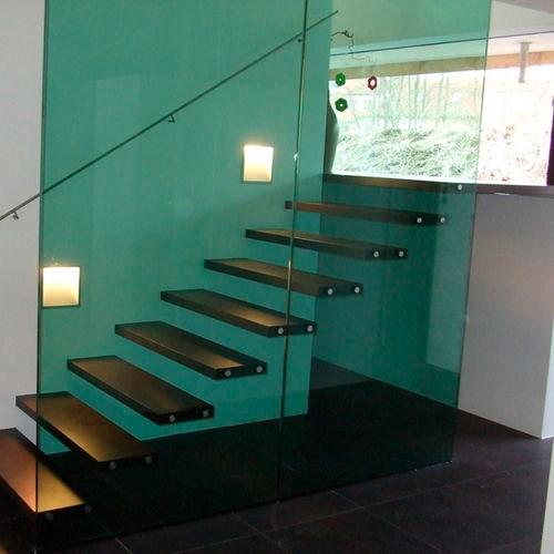 Tempered Glass Panel Toughened Pilkington Safety For | Tempered Glass Panels For Stairs | Metal | Glass Balustrade | Newel Post | Acrylic | Bannister