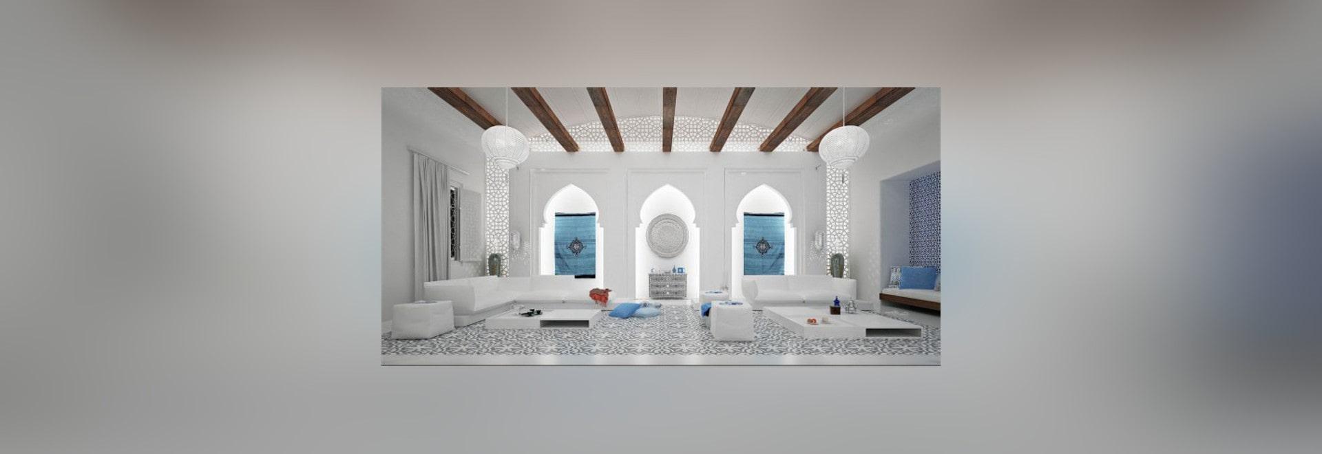 Moroccan Style Interior Design North Africa