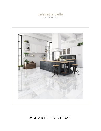 calacatta bella marble marble systems
