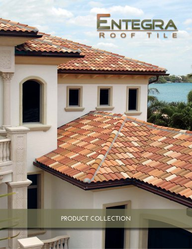 product collection entegra roof tile
