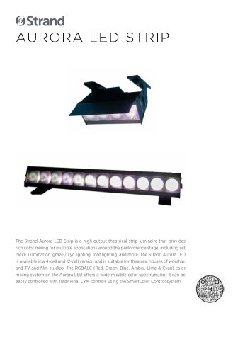 all strand lighting catalogs and