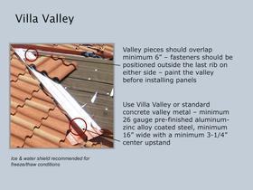 villa tile installation details ahi