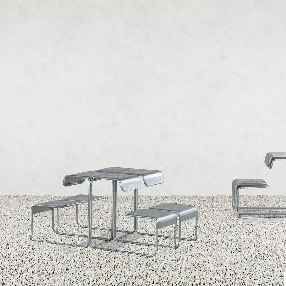 moderne tisch und stuhlkombination