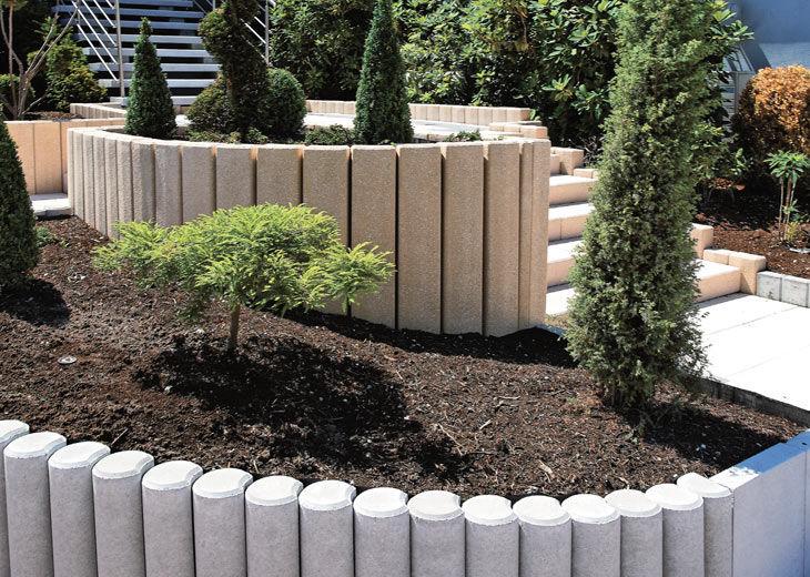 bordure de jardin longo heinrich