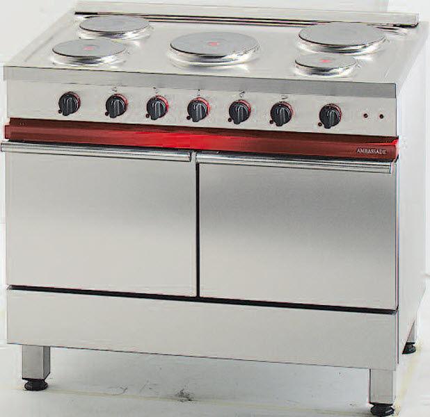 piano de cuisson electrique ce 1052 p